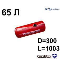 Баллон цилиндр 65 л (300x1003) НЗГА