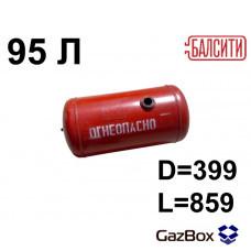 Баллон цилиндр 95 л (399x859) БРЯНСК