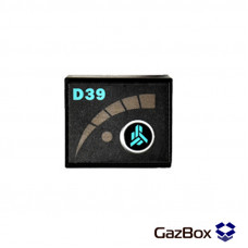 Кнопка переключения типа топлива Alpha D39