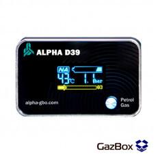 Кнопка переключения типа топлива Alpha D39 PRO