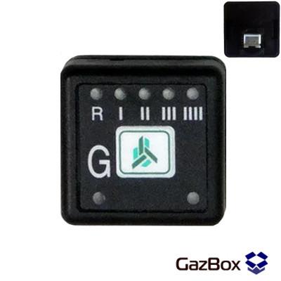 Кнопка переключения типа топлива Alpha M/S