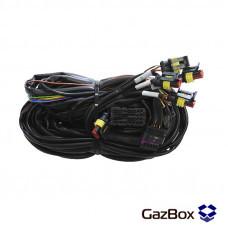 Проводка ГБО Alpha AEB MP32 4 цил