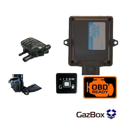 ГБО DIGITRONIC MP48 OBD 4 цилиндра