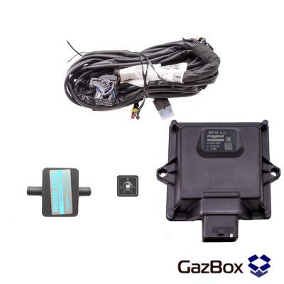ГБО POLETRON MAX 4 цилиндра (электроника)