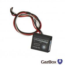 Кнопка SECGAS / Greengas / Bluepower