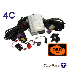 ГБО SECGAS POWER OBD 4 цилиндра
