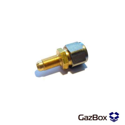 Фитинг для трубки FARO (резьба М10), D=8 мм