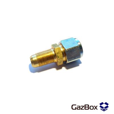 Фитинг для трубки FARO (резьба М12), D=8 мм