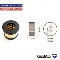 Фильтр газового клапана Atiker 1310