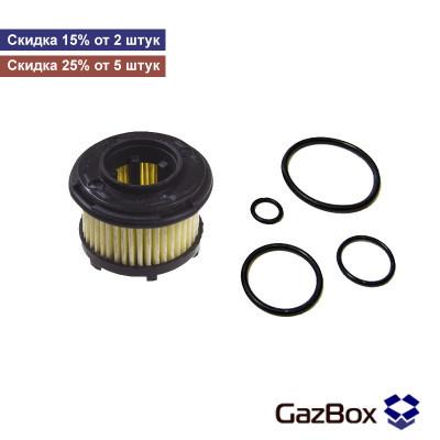 Фильтр газового клапана BRC ET98 с кольцами (Н/О)