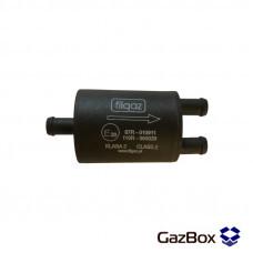 Фильтр газовый 12х12х12 (пластик)
