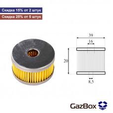 Фильтр газового клапана Tomasetto