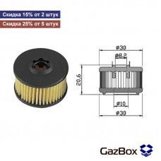 Фильтр газового клапана Valtek тип 01-07, Zavoli