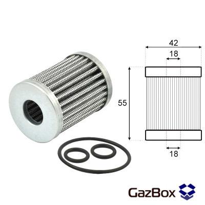 Ремкомплект фильтра испаренного газа VALTEK 97 ( MPF-10-01 )