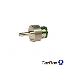 Штуцер выходной 4,5 мм для рейки АЕВ (отвод газа)