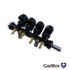 BRC Alba GP13 газовые форсунки на 4 цилиндра