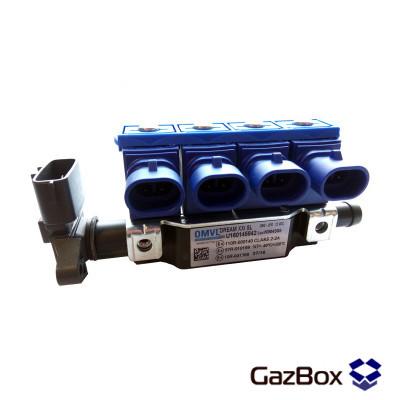 OMVL газовые форсунки (заводское ГБО Газель)