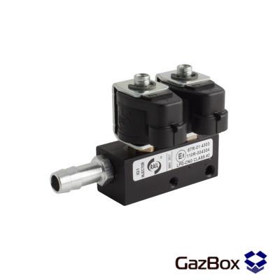 RAIL IG1 газовые форсунки на 2 цилиндра