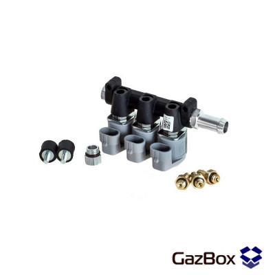 RAIL IG8 HD газовые форсунки на 3 цилиндра