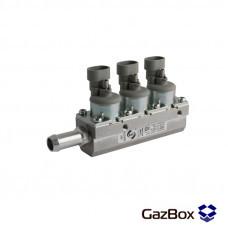 RAIL IG7 DAKOTA газовые форсунки на 3 цилиндра
